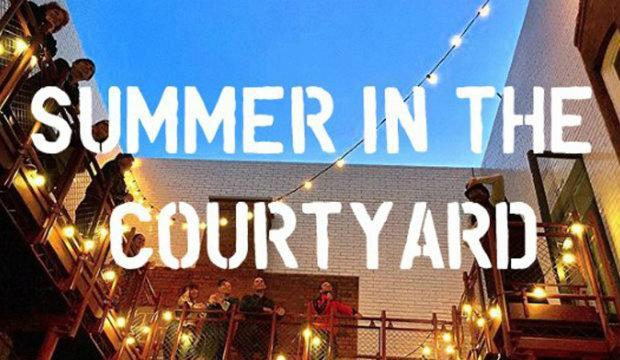 Battersea Arts Centre: Summer in the Courtyard