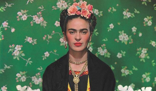 You can shop Frida Kahlo's look at the V&A exhibition