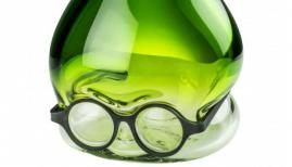 Ron Arad_Where are my Glasses -Under (Green)