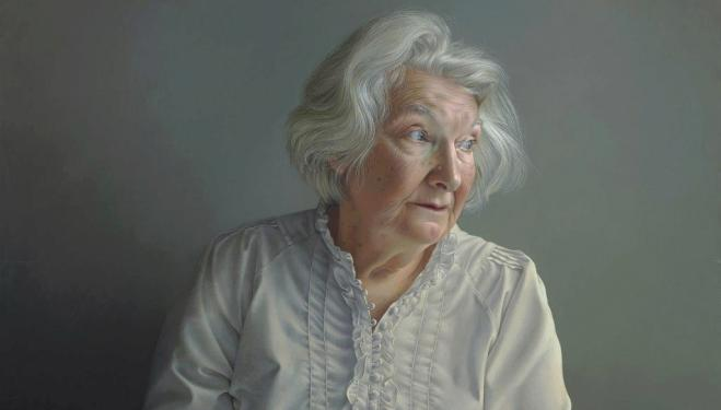 Portrait of artist's mother wins prestigious prize