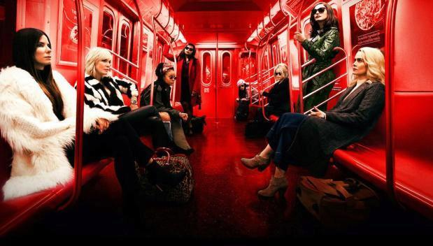 Male vs female: two takes on Ocean's 8