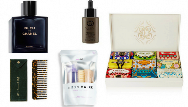 Father's Day Gift Guide for Well-Groomed Gentleman