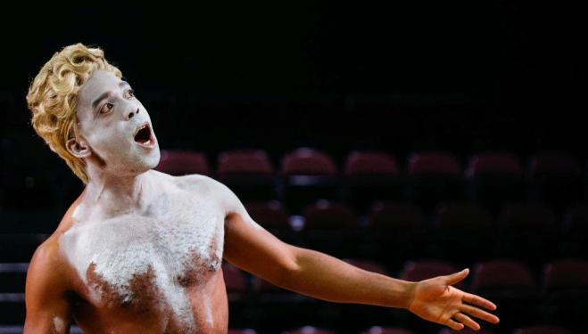 An Octoroon, National Theatre review