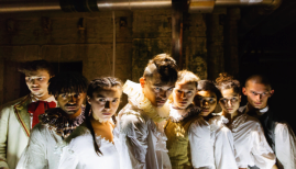 Shechter Underground at Somerset House (c) Helen Murray