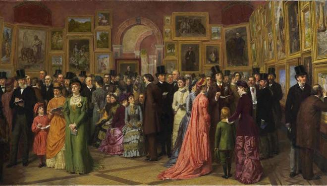 Celebrate 250 years of the Royal Academy's Summer Exhibition