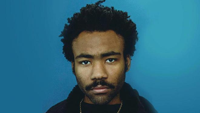 Childish Gambino performs at the O2