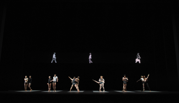 The Royal Ballet, Infra Mixed Bill, ROH