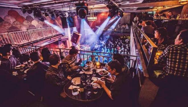 Best restaurants for live music this summer