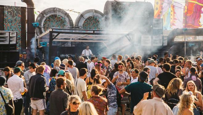A round-up of London's hottest summer day parties
