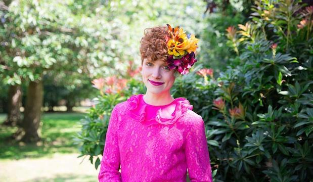 Harriet Parry interview: art and fashion in floristry