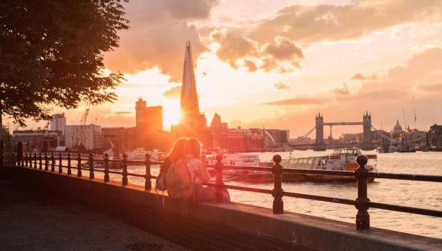 Summer date ideas in London