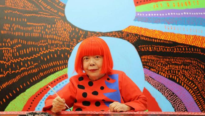 We're going dotty for Kusama