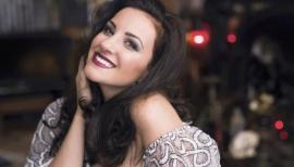 Joyce El-Khoury is renowned for singing Violetta in Verdi's La Traviata. Photo: Fay Fox