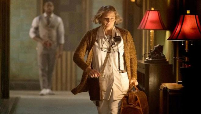 A stellar cast lets loose in Hotel Artemis