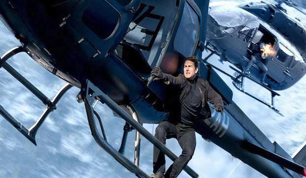 Mission: Impossible — Fallout: shockingly good