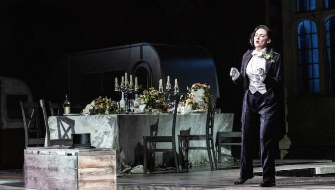 Strauss's Ariadne Auf Naxos review , Opera Holland Park