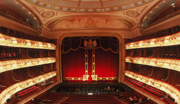 Royal Opera House Auditorium (c) ROH