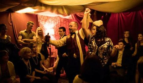 The Great Gatsby, immersive theatre review