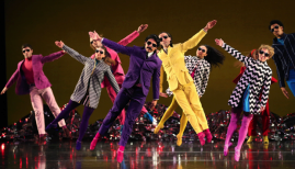 Mark Morris Dance Group, Pepperland, Photo Gareth Jones