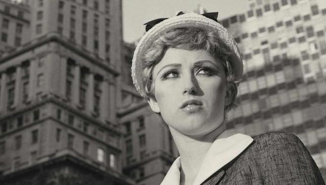Cindy Sherman, Untitled Film Still #21, 1978, Gelatin silver print, 8 x 10 inches, 20.3 x 25.4 cm; Image Courtesy of the artist and Metro Pictures, New York