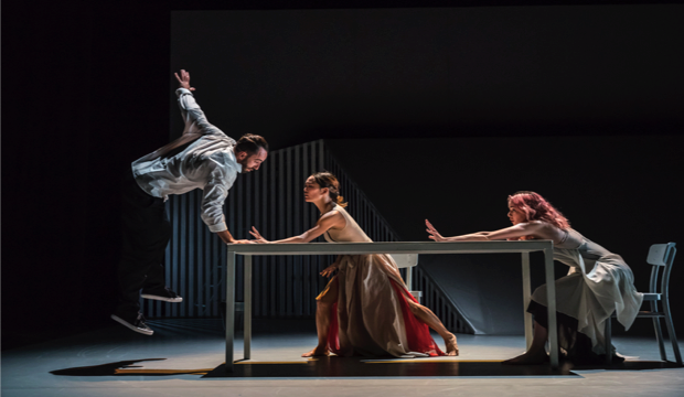 Wang Ramirez & Nitin Sawhney, Dystopian Dream, Sadler's Wells review