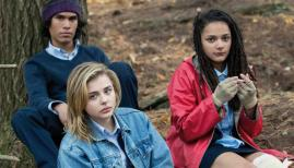 Forrest Goodluck, Chloë Grace Moretz and Sasha Lane in The Miseducation of Cameron Post