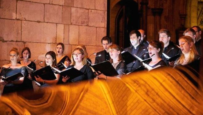 Epiphoni Consort is one of the most exciting new London choirs