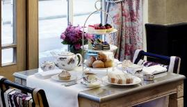 Where to go for afternoon tea in London