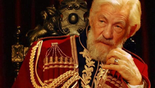 Unmissable: Ian McKellen is King Lear