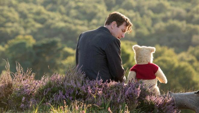 A boy and his bear - Christopher Robin, Disney