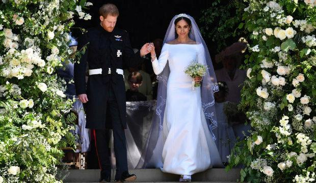 Meghan Markle Wedding Dress May go on Display at Windsor Castle