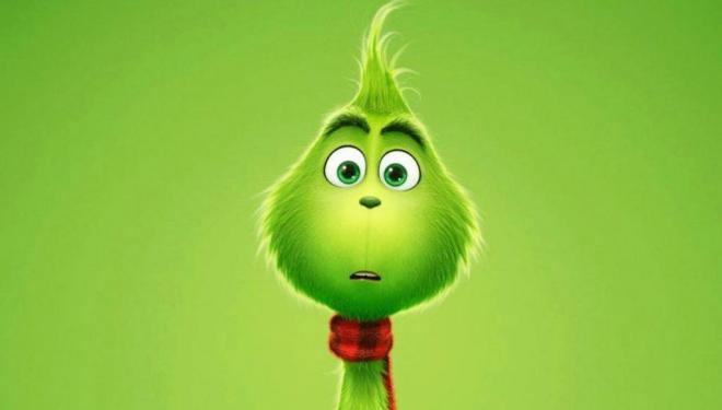 The Grinch, © Illumination Entertainment