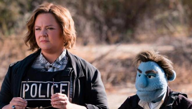 Melissa McCarthy is bitter but not brilliant in The Happytime Murders