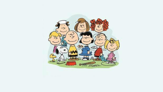 GOOD GRIEF, CHARLIE BROWN! Celebrating Snoopy and the Enduring Power of Peanuts, Somerset House