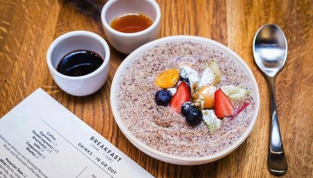 Where to go for pre-work breakfast in London