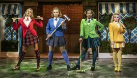 Heathers the musical, Theatre Royal Haymarket