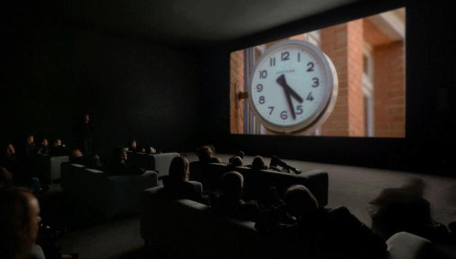 Christian Marclay: The Clock - Exhibition at Tate Modern
