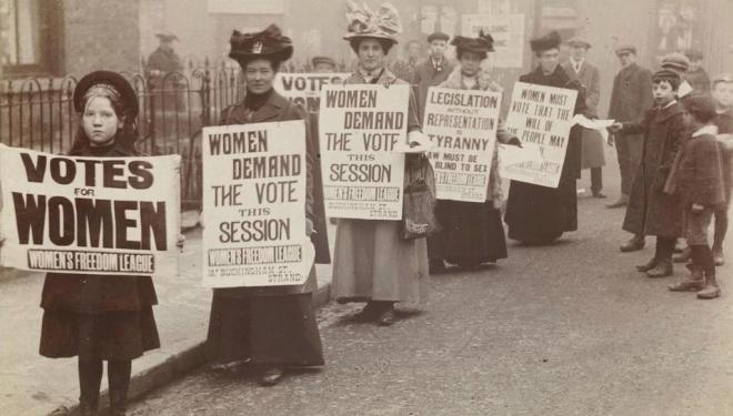 Women Leading the Way: Fawcett Society Discussion Panel at the Museum of London