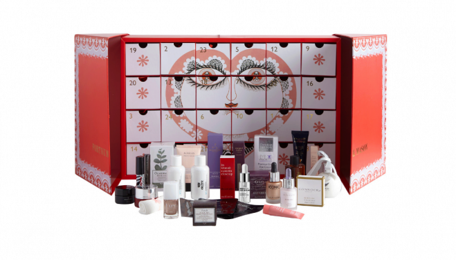 Fortnum & Mason's first ever beauty advent calendar