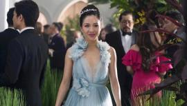 Crazy Rich Asians is an exceedingly enjoyable fantasy