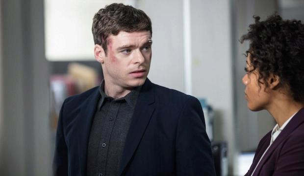 Bodyguard episode five BBC One