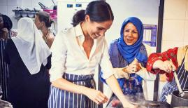 Meghan Markle cookbook: Grenfell community's Together Cookbook