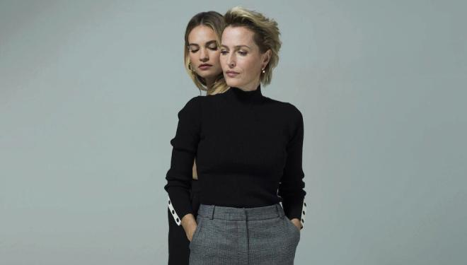 Gillian Anderson, Lily James: All About Eve, London Theatre 2019