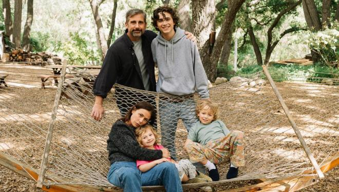 Steve Carell and Timothée Chalamet play complex father and son in Beautiful Boy