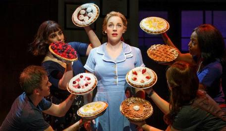 Waitress, Adelphi Theatre, Spring 2019