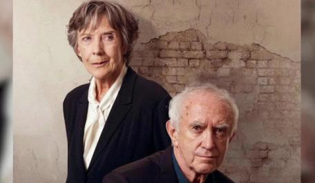 Eileen Atkins and Jonathan Pryce: The Height of the Storm, Wyndham's Theatre