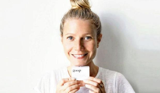 GOOP: Gwyneth Paltrow's new London pop-up store