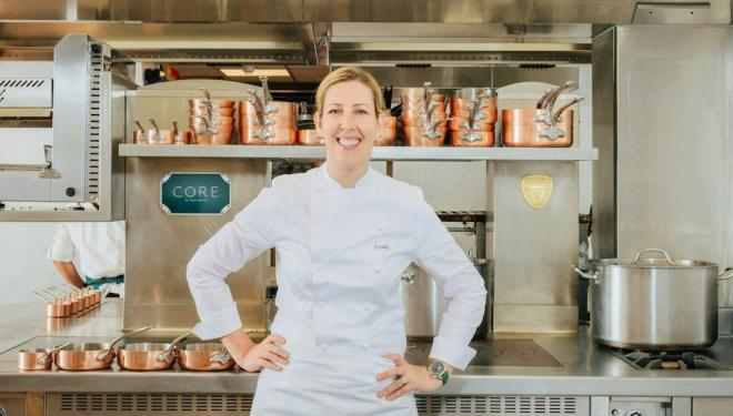 Core by Clare Smyth, Notting Hill