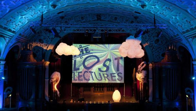 Lost Lectures: The Electrograph