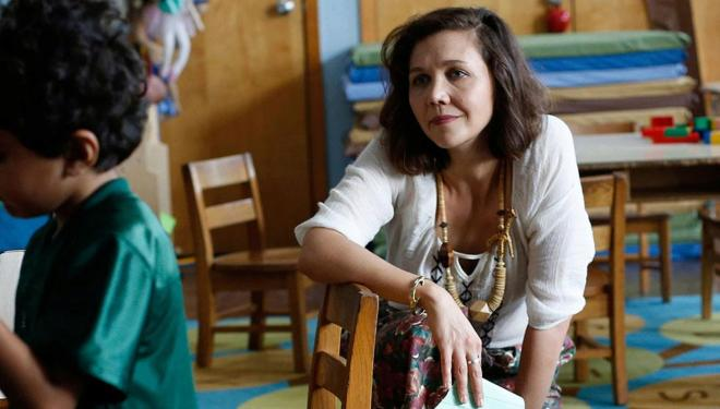 In The Kindergarten Teacher, Maggie Gyllenhaal operates with alarming kindness